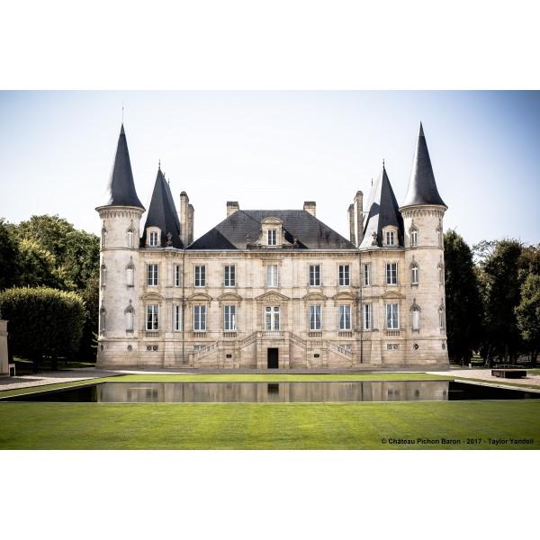 Ch. Pichon Longueville Baron Pauillac Bordeaux 2000-31