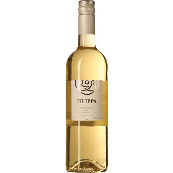 Filippa Chardonnay Pays DOC IGP Lanquedoc Roussilion-31