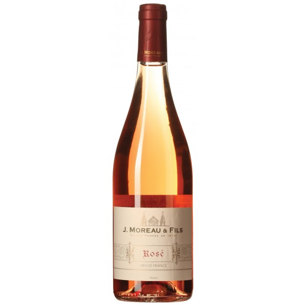 J. Moreau and Fils Rosé Vin de France-31