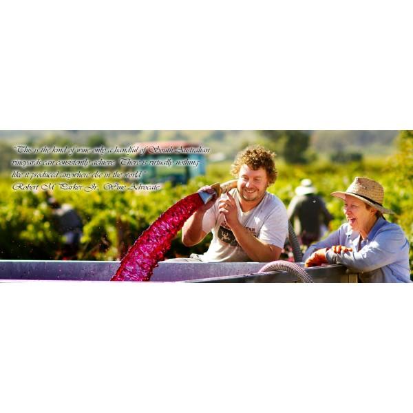 Ripper Creek Rusden Wines Barossa Valley Shiraz/Cabernet-31
