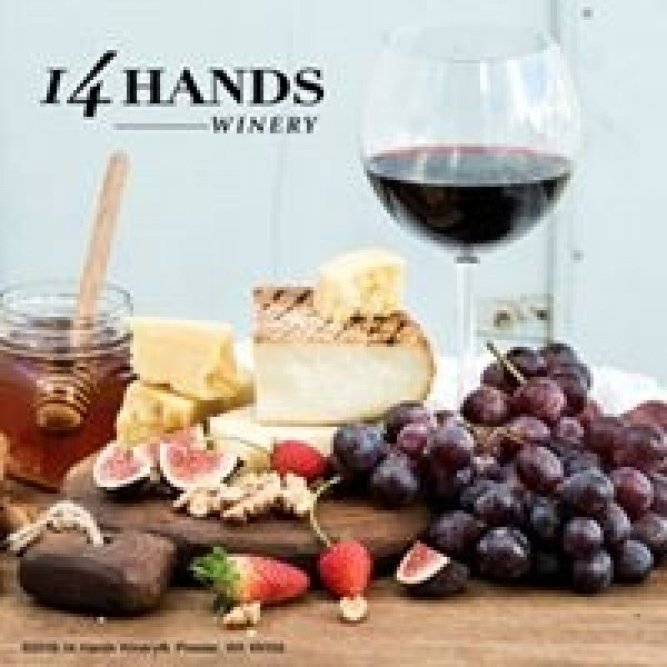 14 Hands Cabernet Sauvignon Columbia Valley Washington State USA-31