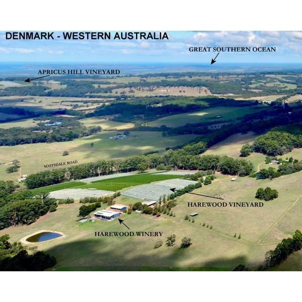 HAREWOOD WINERY SOUTH WEST AUSTRALIA, MUNDA BIDDI SHIRAZ-31
