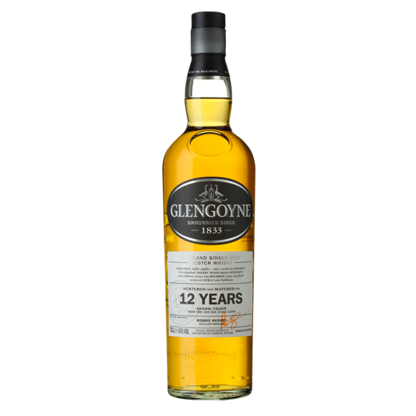 GLENGOYNE 12 YEARS OLD SINGLE MALT-31