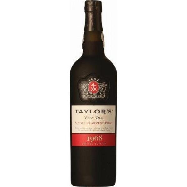 Taylors1968VeryOldSingleHarvestIORIGINALTRKASSE-31