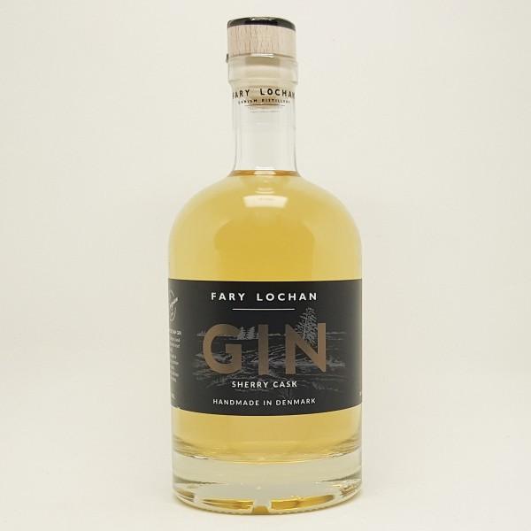 Fary Lochan Gin lagret på Sherry fad Danmark-32