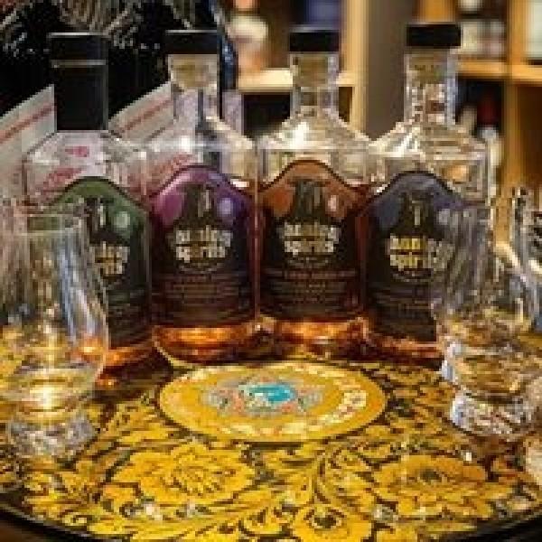 Phantom Spirits/Mikkeller 4 års Guatemala Tokaji Cask and Cider cask-31