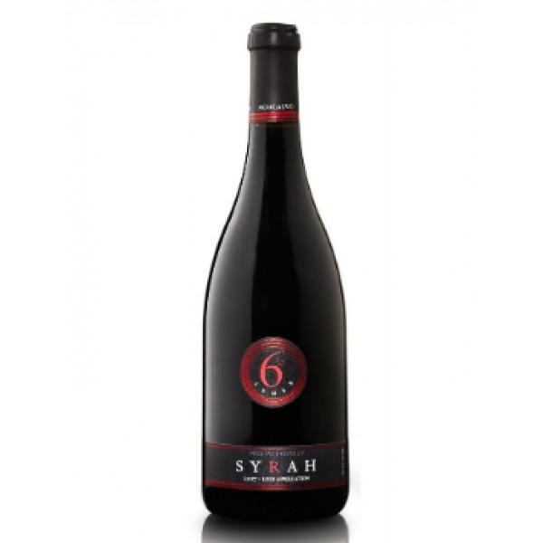 6th Sense Michael David Syrah Lodi Californien-30