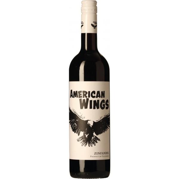 American Wings Zinfandel Californien-31