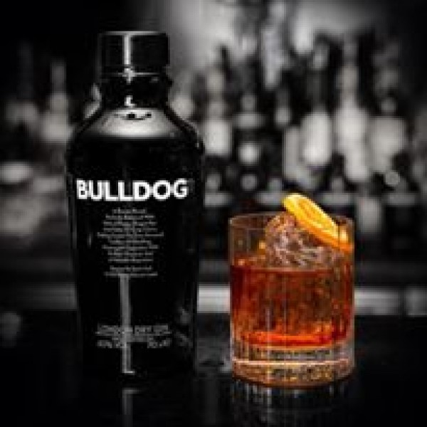 Bulldog London dry Gin England-30