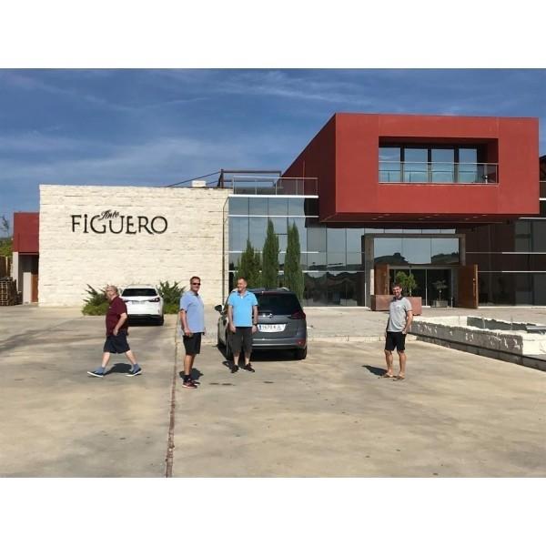 "Bodegas Figuero ""TINUS"" Ribera del Duero 2015-31"