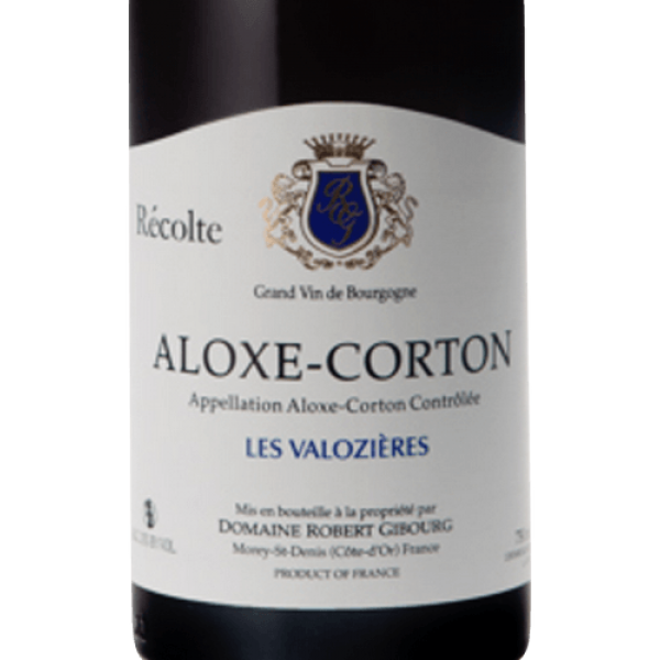 "Dom. Robert Gibourg ""Les Valoziéres"" Aloxe-Corton-31"
