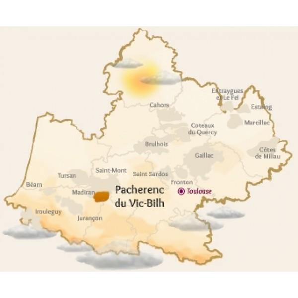 Folie de Roi Pacherenc Du Vic-Bilh Madiran Pyrenæerne-31