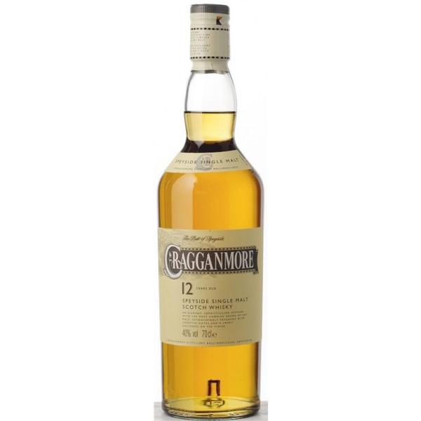 Cragganmore Single Malt 12 år-31