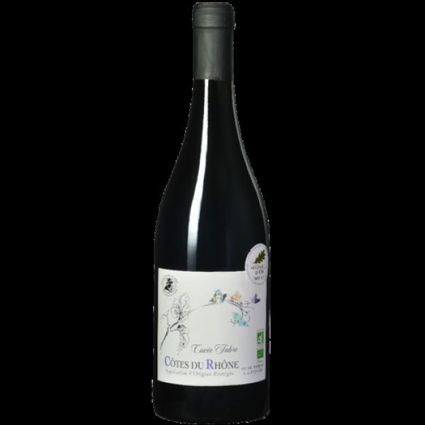 Cuvée Fabre IGP Côtes du Rhône ØKO-31
