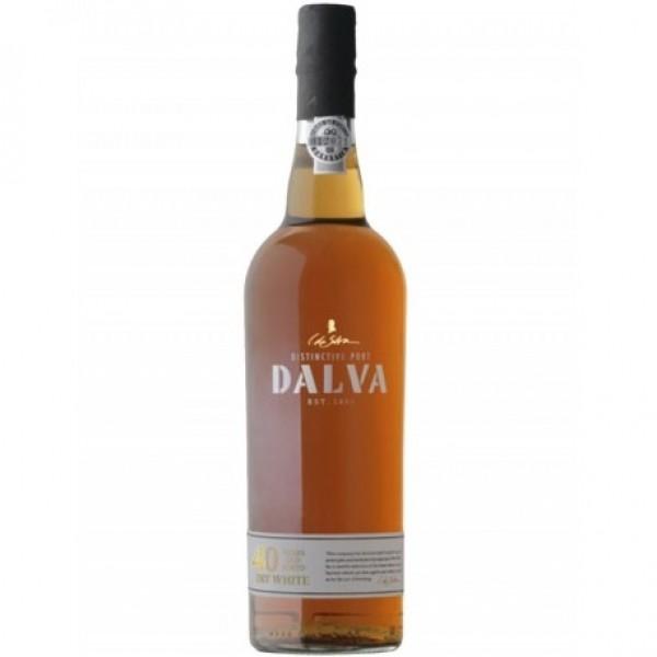 Dalva Port 40 Year Old Dry White Port-31