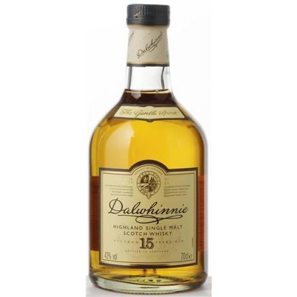 Dalwhinnie Single Malt 15 år-31