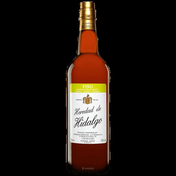 Bodegas Hidalgo Fino Sherry-31