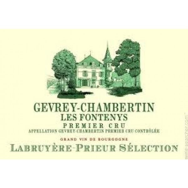 """Gevrey-Chambertin """"Les Fontenys"""" Premier Cru Labruyére-Prieur-31"""