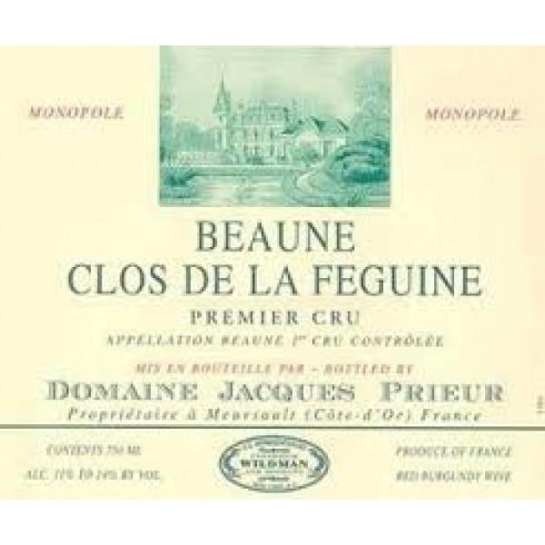 """Beaune """"Clos de la Féguine"""" premier cru Domaine Jacques Prieur-36"""