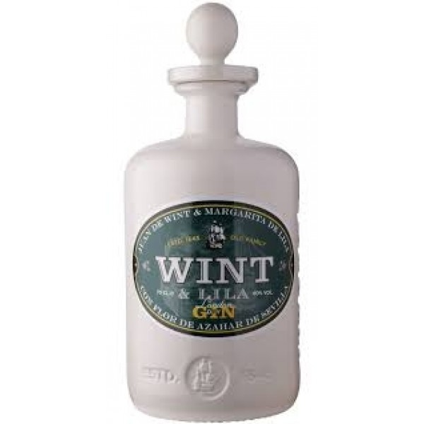Wint and Lila London dry Gin-31