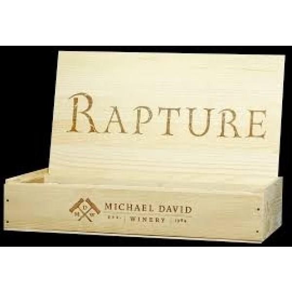 Rapture Cab. Sauvignon Michael David Winery Californien 6 stk. org. trækasse-310