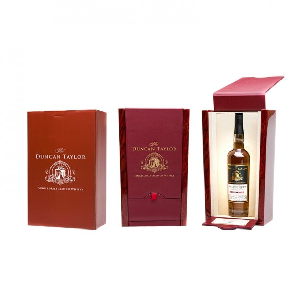 DUNCAN TAYLOR SINGLE RANGE CAPERDONICH SHERRY 23 YEAR OLD 1992-31