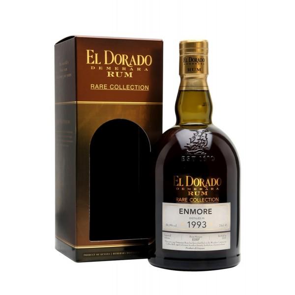 EL DORADO DEMERARA RUM Enmore 1993-31