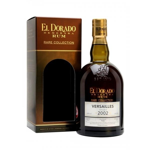 El Dorado Demerara Rum Versailles 2002-31