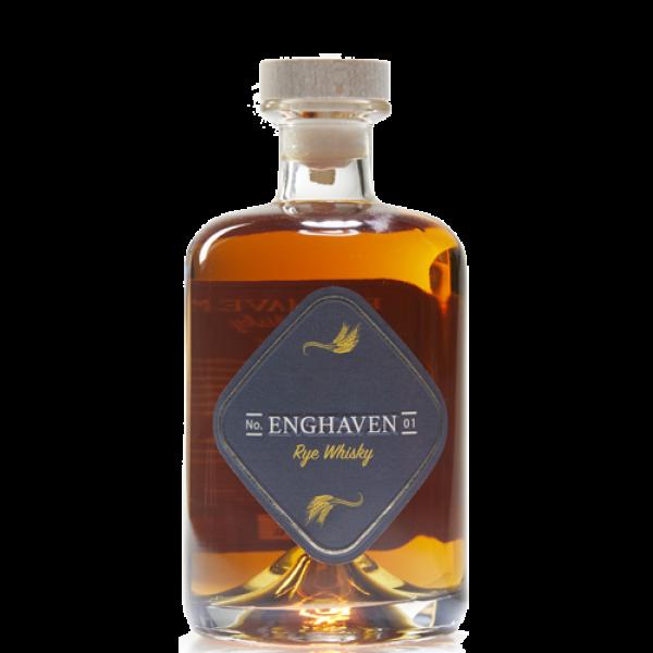 Enghaven Rye Whisky No 1 Danmark-31