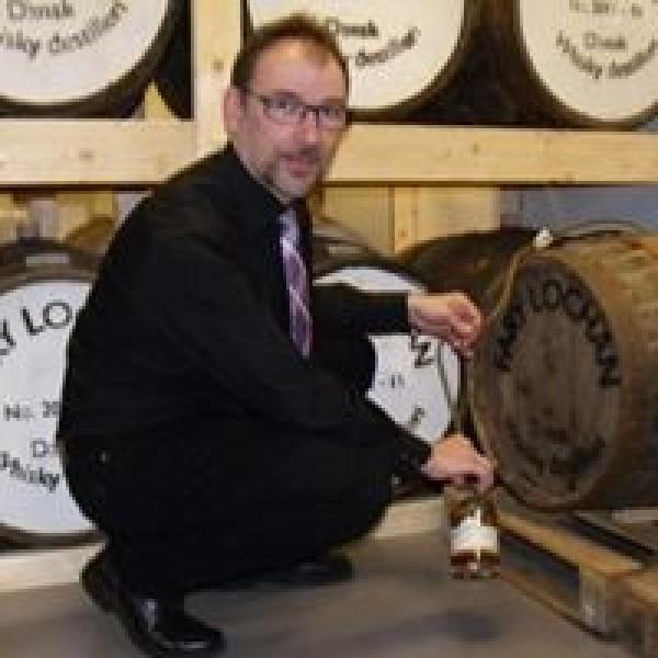 "Fary Lochan whisky ""Rum Edition"".-31"