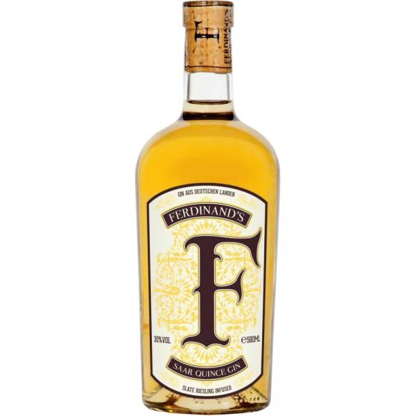 Ferdinands Saar Quince, small batch gin likør-31