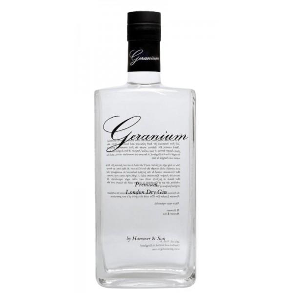 Geranium Premium London dry Gin-31