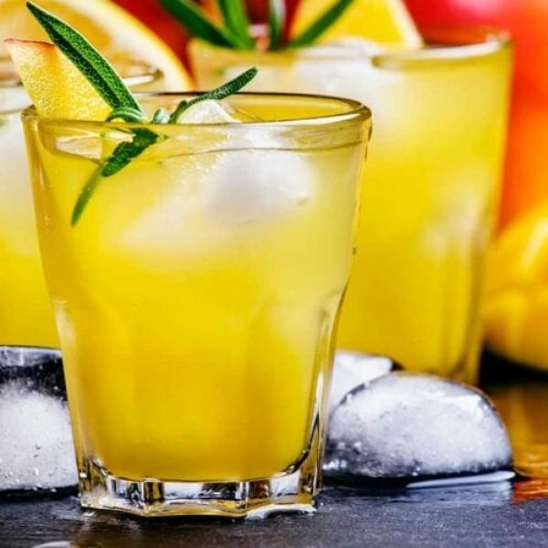 GIN HASS Sampak med Bornholmsk gin and fransk mango likør-31