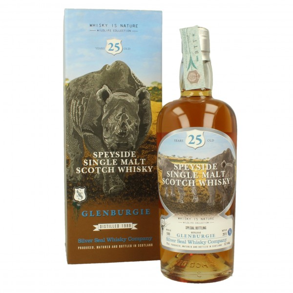 SILVER SEAL GLENBURGIE 25 YEARS OLD-31