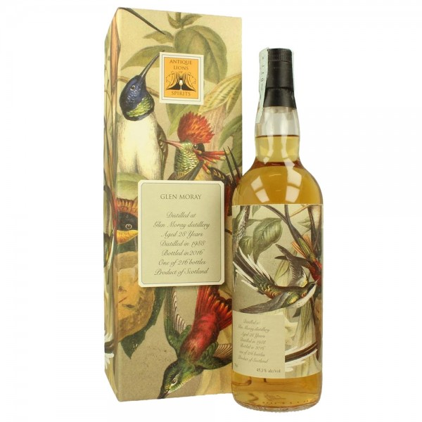 ANTIQUE LIONS OF SPIRITS GLEN MORAY 28 års-31