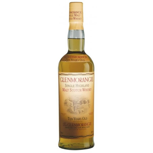 Glenmorangie Pure malt 10 år-31