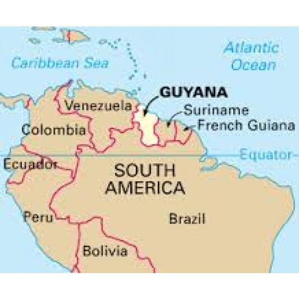Guyana, El Dorado 12 år-30