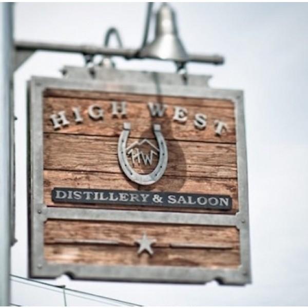 High West Utah Campfire Blend af Skotsk single malt, rye og bourbon-31