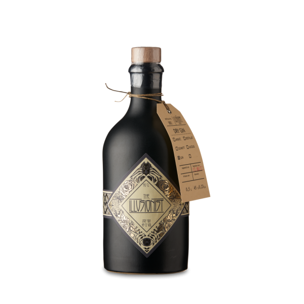 THE ILLUSIONIST DRY GIN TYSKLAND-31