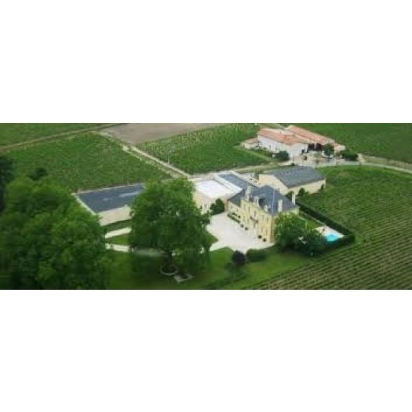 Chateau Teyssier Le Carré Saint-Emilion Grand Cru 2015-31