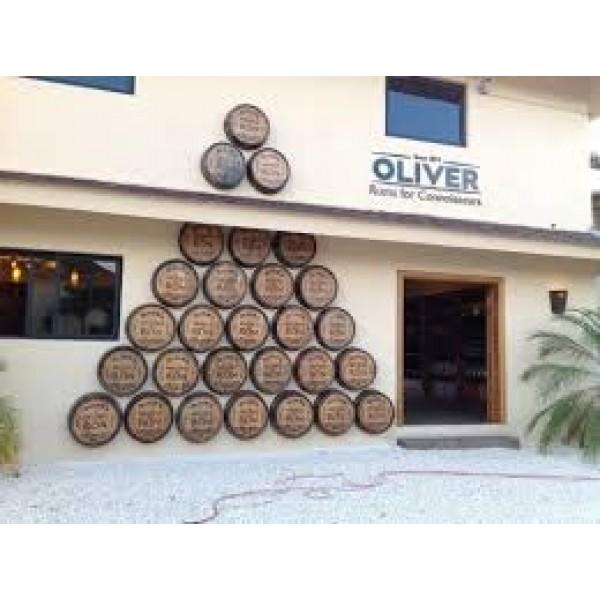 RON ESCLAVO XO CASK STRENGTH Oliver and Oliver Dominikanske Rep.-31