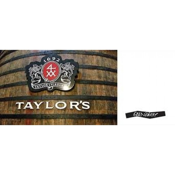 Taylors Historic Limited Edition I smuk træramme m/ logo and skrift-31