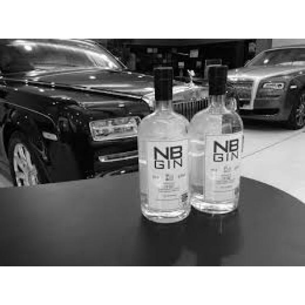 NB GIN London Dry Gin North Berwick Skotland-31