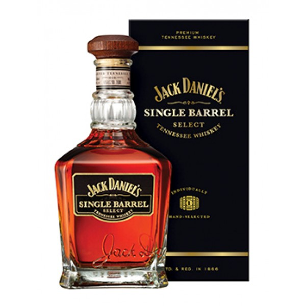Jack Daniels Single Barrel Bourbon-30