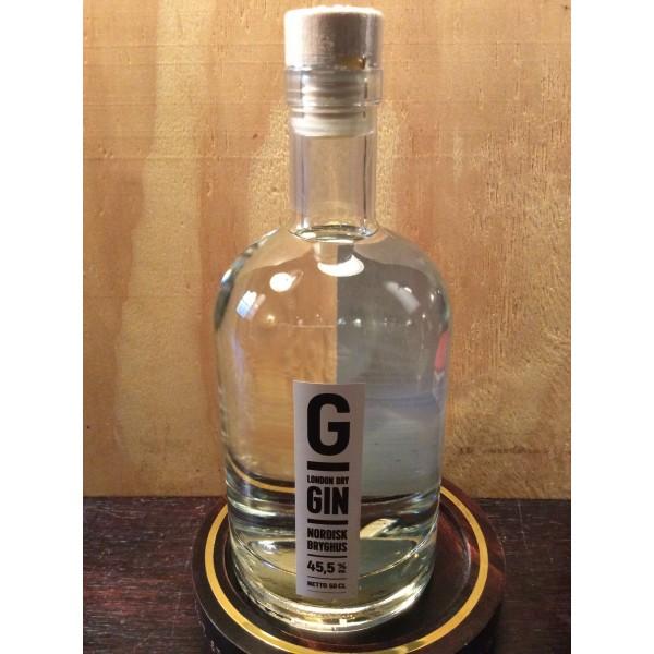 G Gin London Dry Nordisk Bryghus Allingåbro, Danmark-33