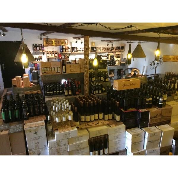 FADANDEL 50 liter ex. Skotlander fad med rom som er destilleret på Jamaica og Trinidad-32