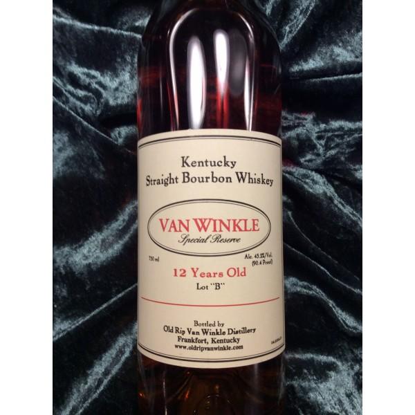 VanWinkleSpecialReserve12YLotBKentucky-33