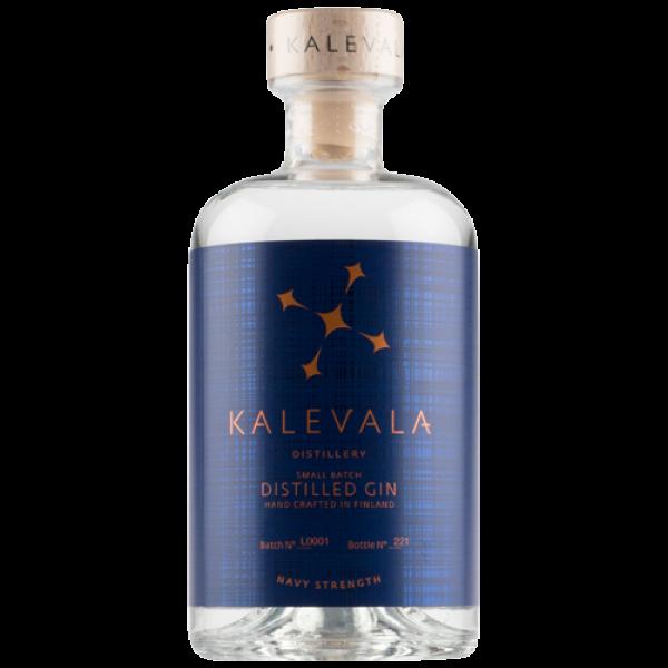Kalevala Navy Strength Gin Finland-36