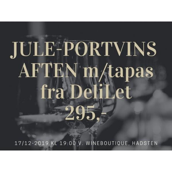JULESMAGNING D. 17 DECEMBER 2020 MED ELEGANTE PORTVINE OG TAPAS FRA DELILET, LAURBJERG-32