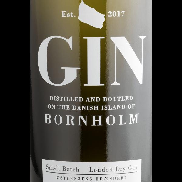 Small Batch London dry Gin Bornholm-35